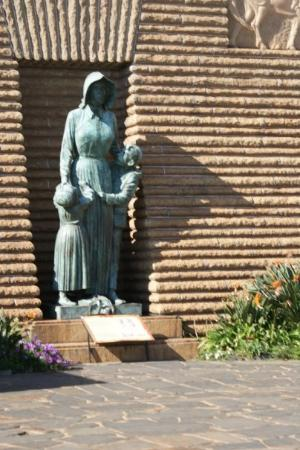 Pretoria, Güney Afrika: Petoria Voorrtrekker monumentet