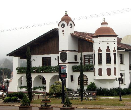 State of Santa Catarina: Treze Tilias