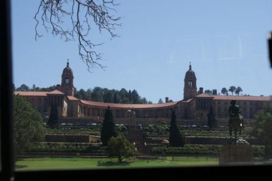 Pretoria, Sudafrica: Union Building i Petoria