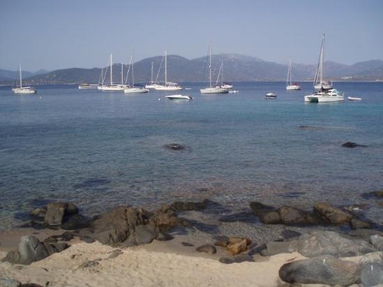 Propriano, France: Korsická zátoka Belvédère-Campomoro