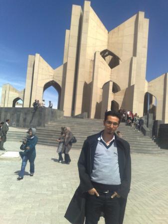 Tabriz, Iran: مقبره الشعرا - تبریز