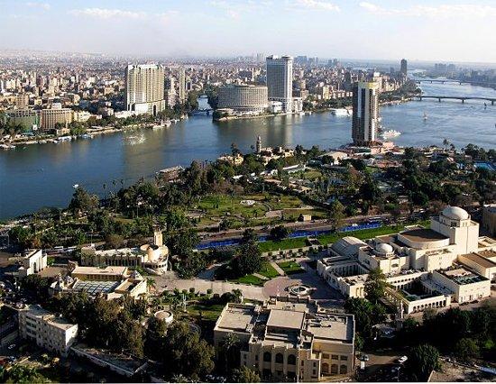 Zamalek (Gezira Island): Kairo