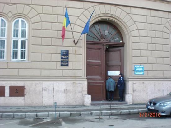 Piata Victoriei : Timisoara Romania  Court House