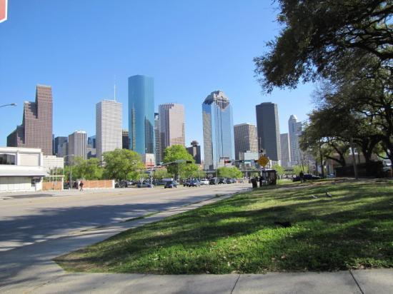 Houston, TX, United States Downtown