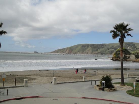 Avila Beach Ca United States Veiw From Lighthouse Inn