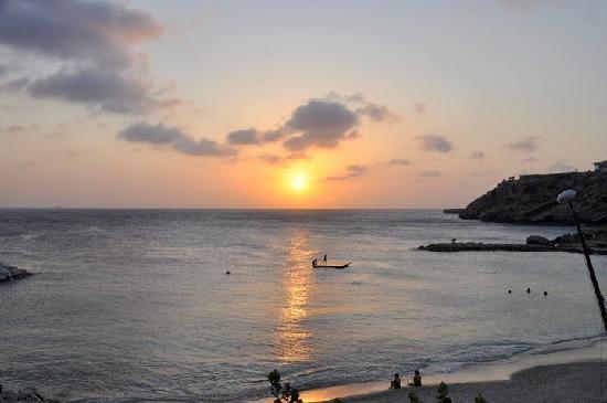 Blue Bay Curaçao Golf & Beach Resort: our view