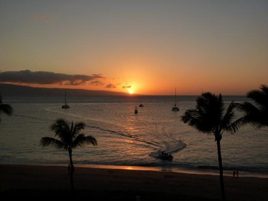 The Westin Maui Resort & Spa, Ka'anapali: View from the Westin