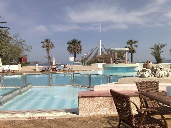 Torba, Turkey: pool