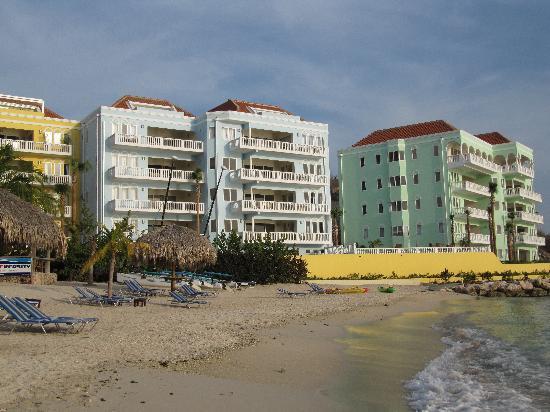 Dorp Sint Michiel, Curaçao: Blue Emerald condo in Blue Bay Vilage