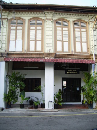 River View Guest House: Facade