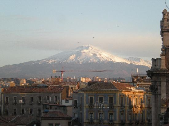 Etna Sicily Touring: Mt Etna from Catania