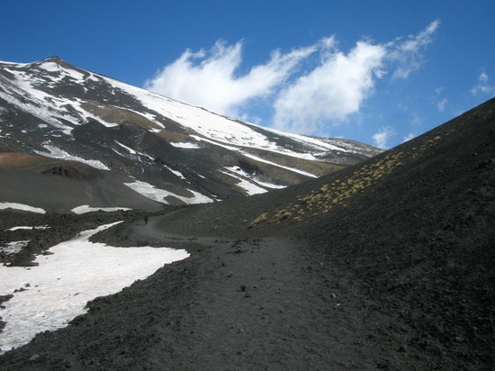 Etna Sicily Touring: on the trail