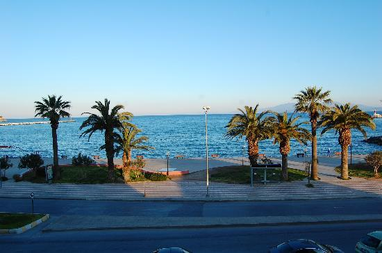 Derici Hotel: View from the Room