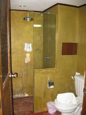 Amanta House : The bathroom