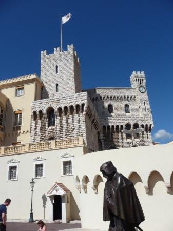Prince's Palace: Monaco