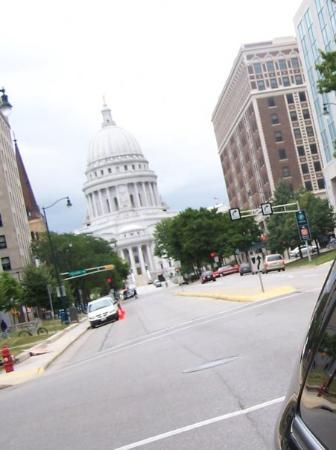 Madison, WI: Wisconsin State Capital