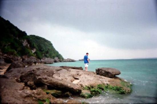 Okinawa City An White Beach