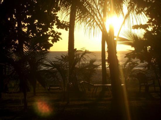Montelimar, Nikaragua: Sunset..