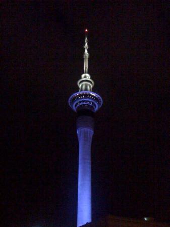Sky Tower Photo