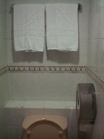 Fragrance Hotel - Sunflower: Room 301 Towels