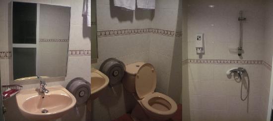 Fragrance Hotel - Sunflower: Room 305 Bathroom
