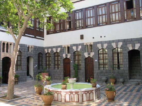 Beit zaman updated 2018 hotel reviews damascus syria for The damascus house