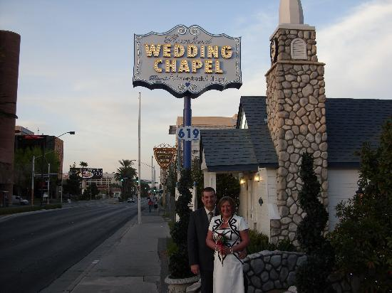 A Storybook Wedding Chapel Just Married