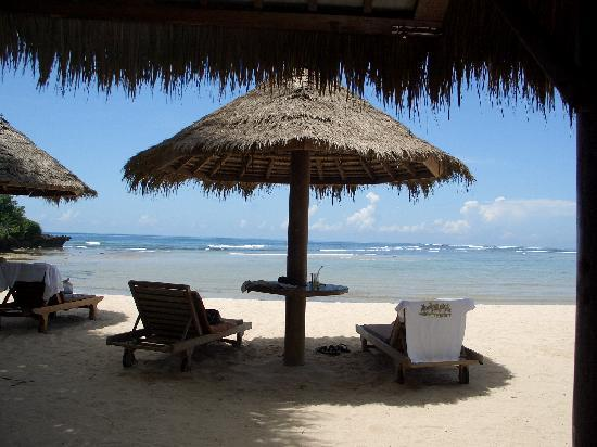 The Grand Bali Nusa Dua: Nusa Dua beach