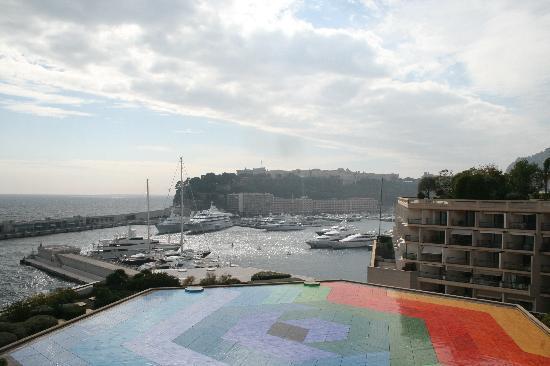Principato di Monaco: Seafront View