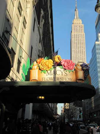Macy's Herald Square: Flower Show at Easter