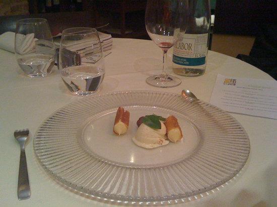 El Rincon de Antonio : dessert