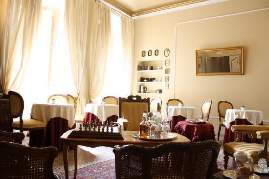 Relais San Lorenzo: Frühstücksraum