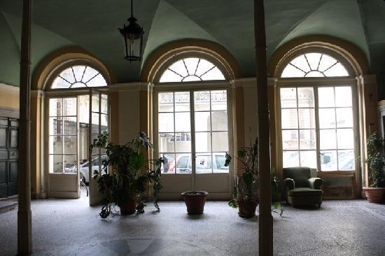 Relais San Lorenzo: Vorhalle