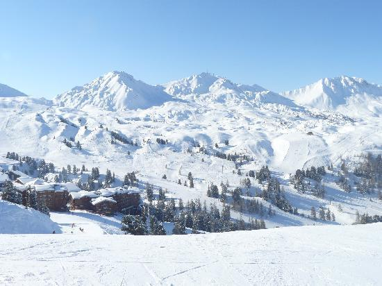 Chillchalet: Great views from the slopes