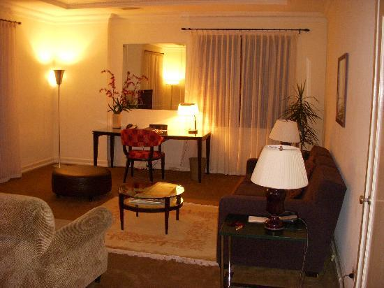 The Front Room - The Suite 3rd Floor - Picture of Chateau Marmont ...