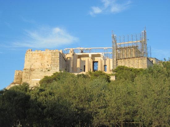 Atenas, Grecia: panorama