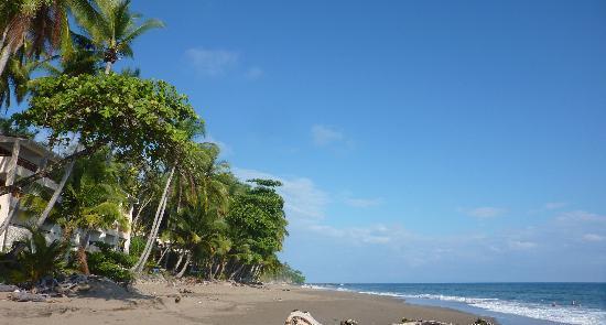 Tango Mar Beachfront Boutique Hotel & Villas: la plage de l'hotel