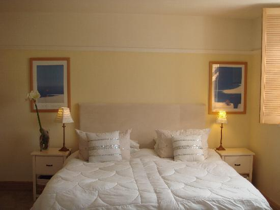 The Beach House: One of the bed rooms