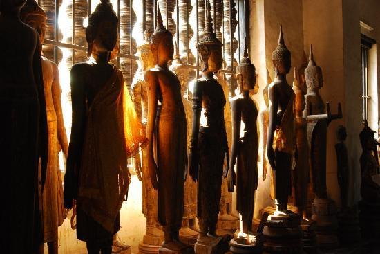 laos buddhas