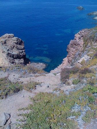 Европа: Sardegna isola di sant'antiaco