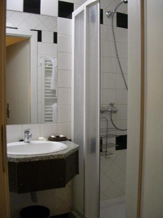 DaVinci Hotel Wenceslas Square: Bathroom