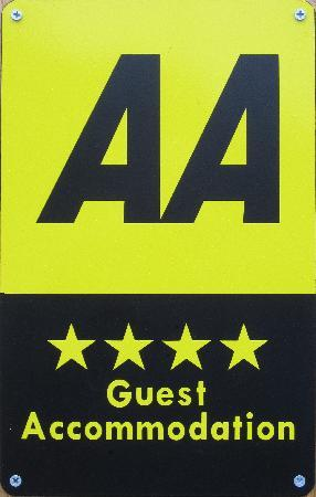 Windsor Lodge: 4 Stars -- AA Ireland