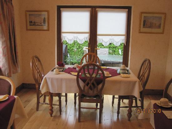 Drogheda, Ireland: Dining Room