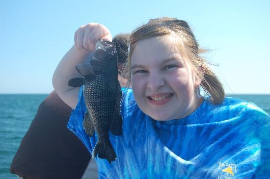 Sport Fishing Gullah Gal: fish as big as your head!