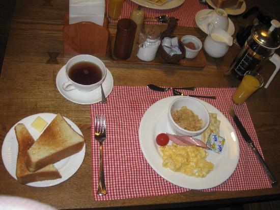 Hayaokidori: Breakfast!!