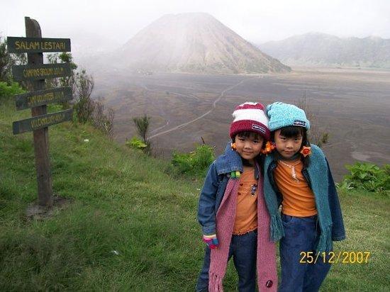 Mount Batok: Bromo