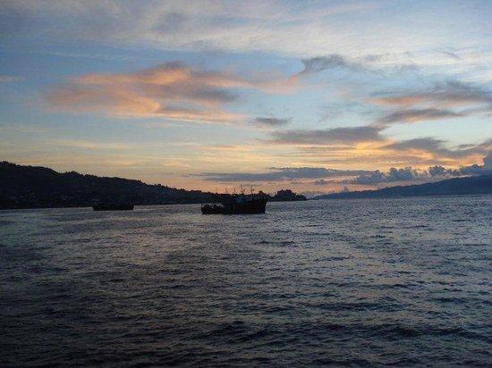 Ambon, Indonésia: subhanallah...kerennya