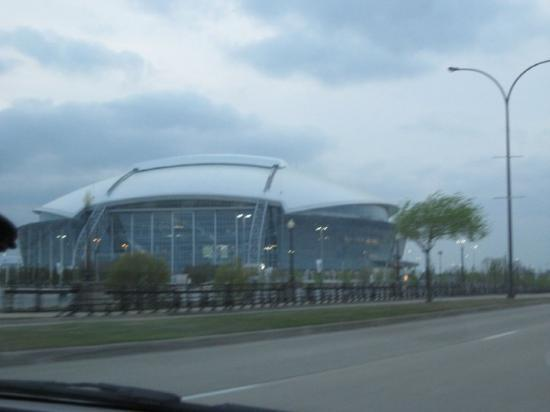 Texas Stadium.... Arlington, TX