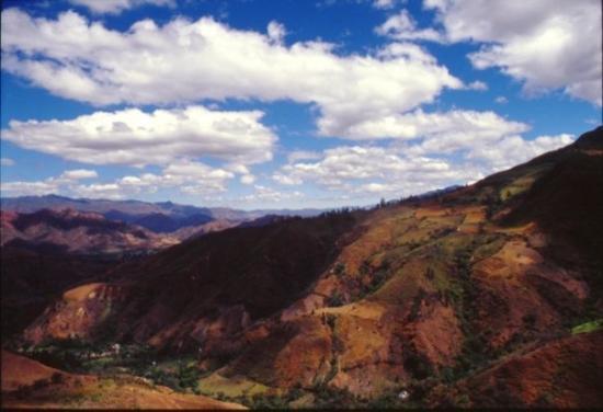 Vilcabamba, Ecuador: Villcabamba-Parque Podocarpus-Ecuador