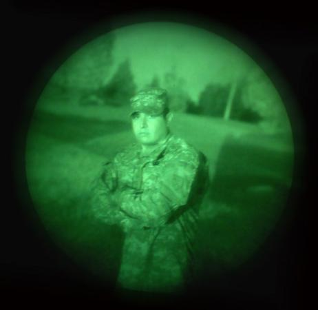 Fort Knox, KY: Night Vision